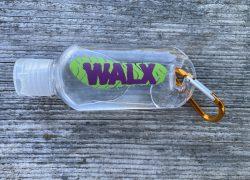WALX Sanitiser Bottle